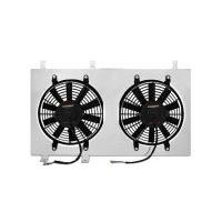 Toyota Supra Turbo Performance Aluminium Fan Shroud Kit, 1993-1998 Turbo