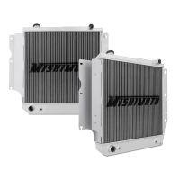 Wrangler YJ and TJ Aluminium Performance Radiator, 1987-2006